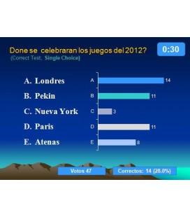 Software de Gestion del Sistema de Votacion Electronica interactiva
