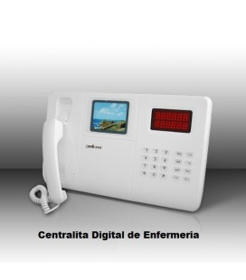 Central digital del Sistema central de enfermeria ht 7000CE