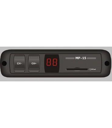 Transmisor Digital via cable  MP15