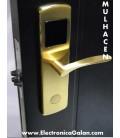 Cerradura Electrónica de Proximidad  Mulhacen