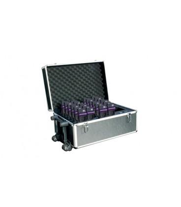 maleta de carga  para traducción simultánea digital  Infrarrojos  Compatible Bosch DIS de 25W RX-H132XP/25W