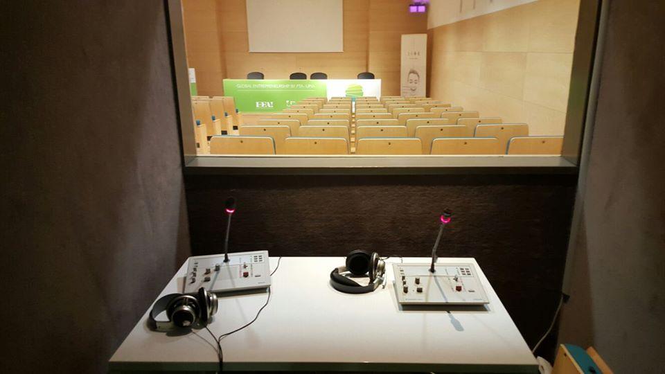 Sala De traducción UMA