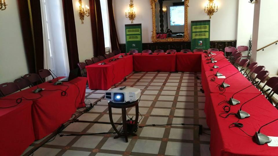 sistemas de conferencias Digital