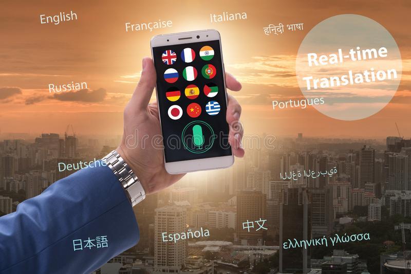 Traducción simultanea online