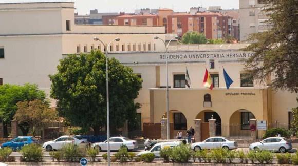 Residencia estudiantes Diputación de Badajoz