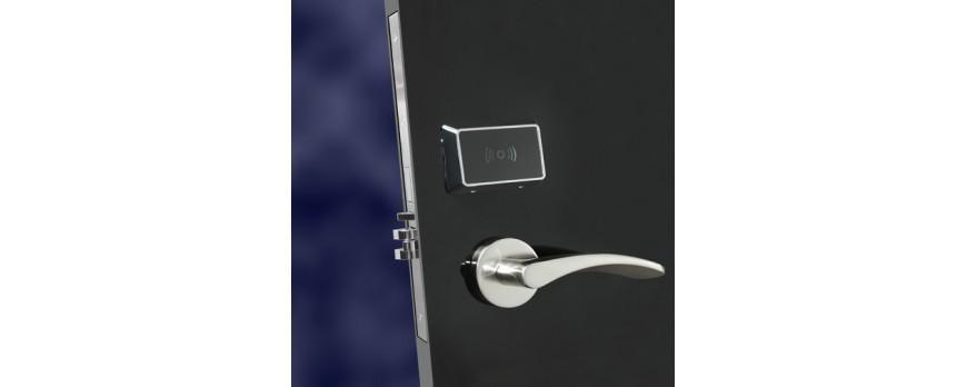 Fabricación de Taquillas de Seguridad con Control de Accesos por Proximidad