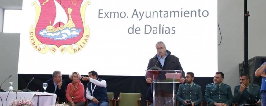 Feria Agricola en Dalias