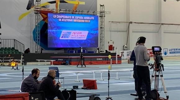 Federación Española de Atletismo Antequera