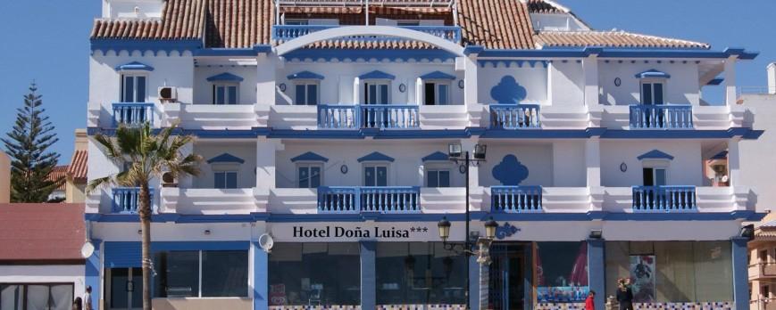 Hotel Doña Luisa Manilva
