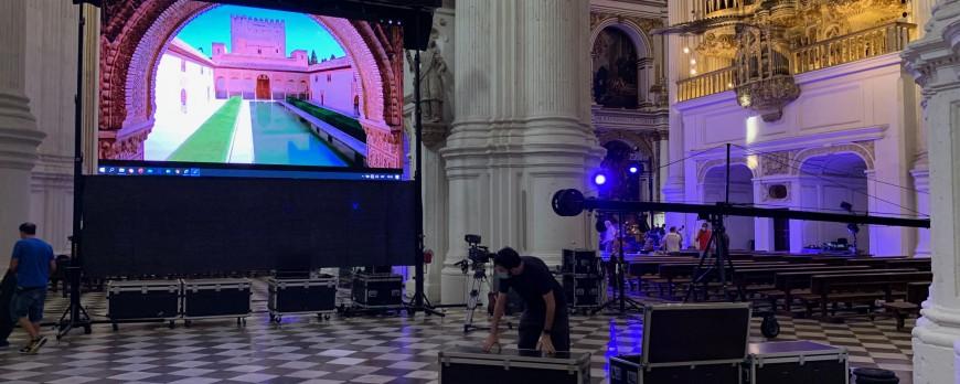 Festival Musica y Danza de Granada
