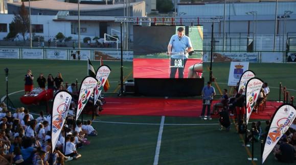 Entrega Premios del Deporte Las Gabias 2018