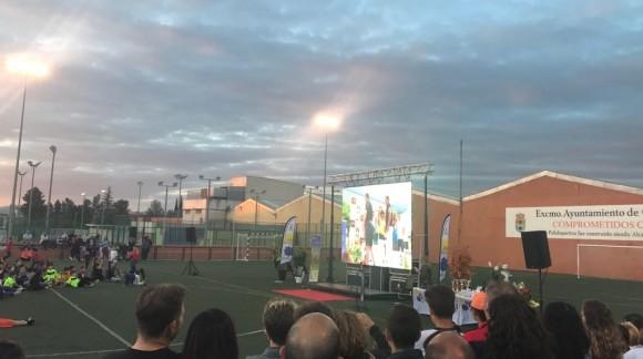 Entrega Premios del deporte Churriana de la vega